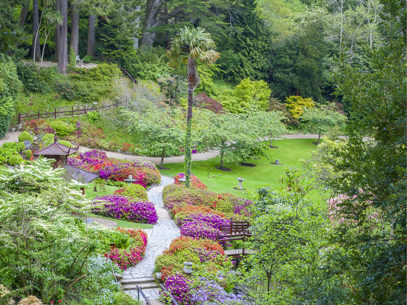 22 of the World\'s Most Magnificent Gardens - TripsToDiscover.com