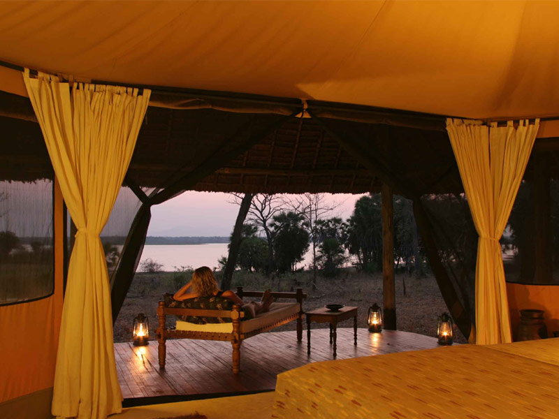 Selous Safari Camp