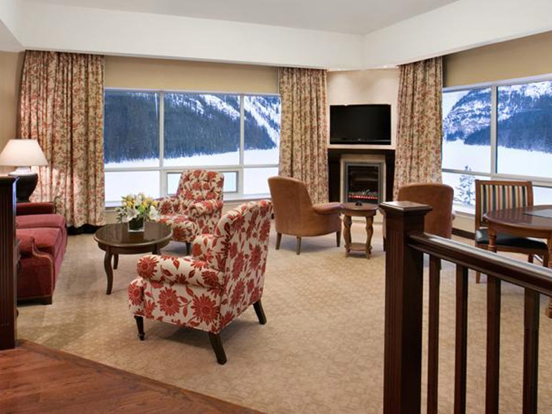 The Fairmont Chateau Lake Louise,