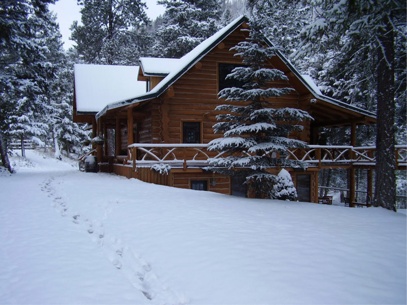 Blue Damsel Lodge On Rock Creek Clinton Prices Photos