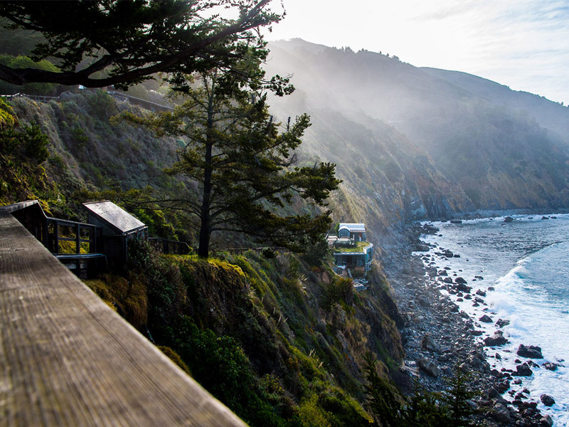 Esalen Institute, Big Sur, California