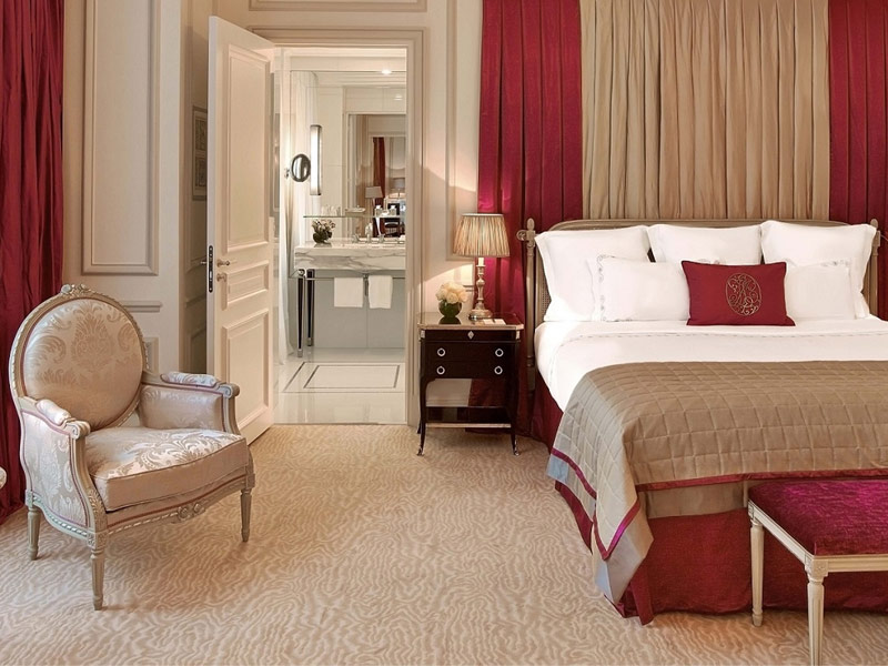 Eiffel Suite Classic Hotel Plaza Athenee