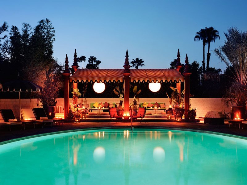 17 Best Resorts In Palm Springs California Tripstodiscover