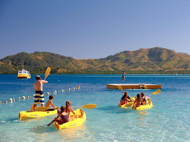 Plantation Island Resort Fiji