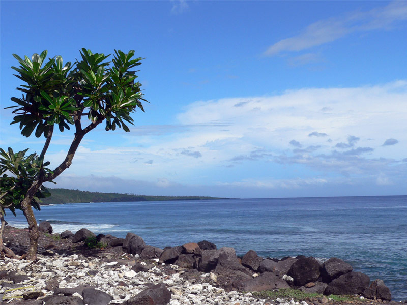 Savai'i, Samoa