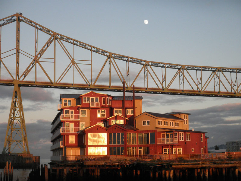 The Cannery Pier Hotel Astoria