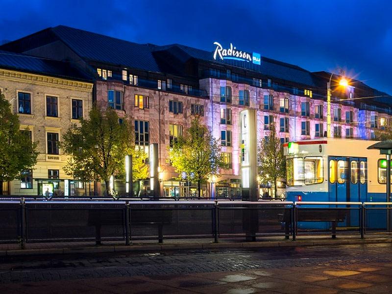 Most amazing hotels resorts in sweden tripstodiscover for Hotel vasa gothenburg