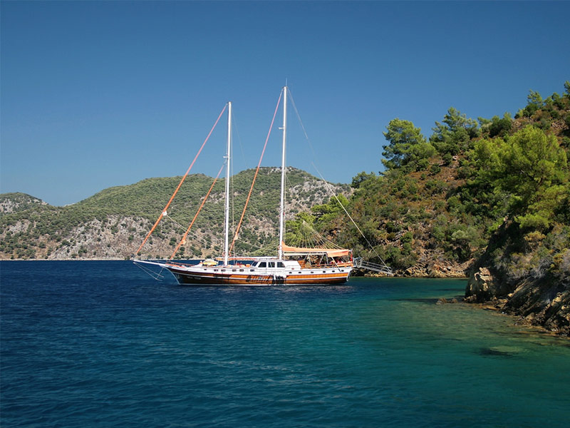 Turkey's Southern Coast