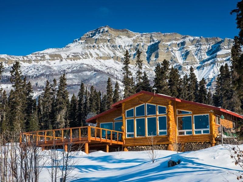 Ultima Thule Lodge, Chitina, Alaska