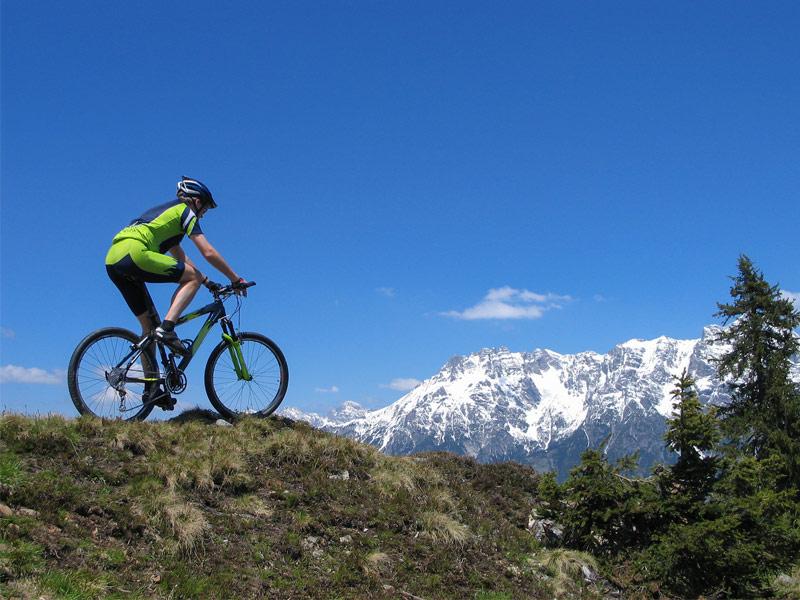 Alps Mountain Range, France