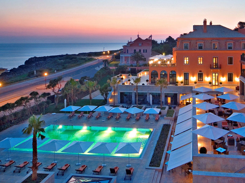 Best Hotels In Cascais Portugal