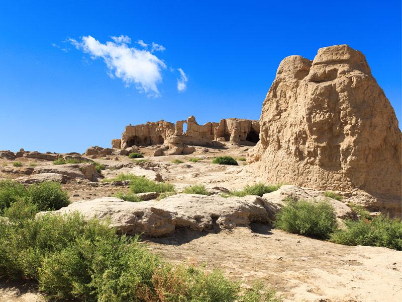 Turpan, Gobi Desert, China