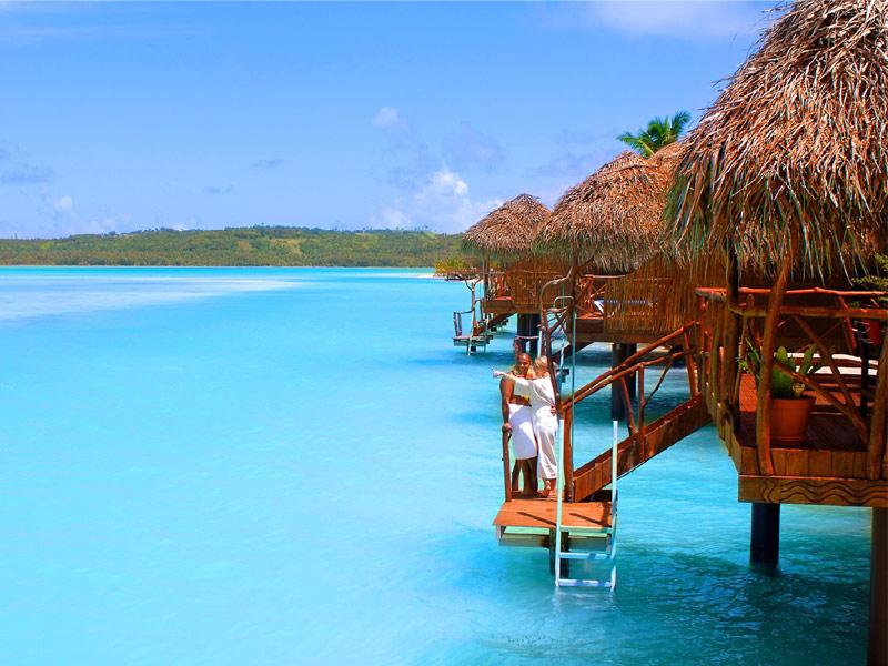 Aitutaki Lagoon Resort & Spa, Cook Islands