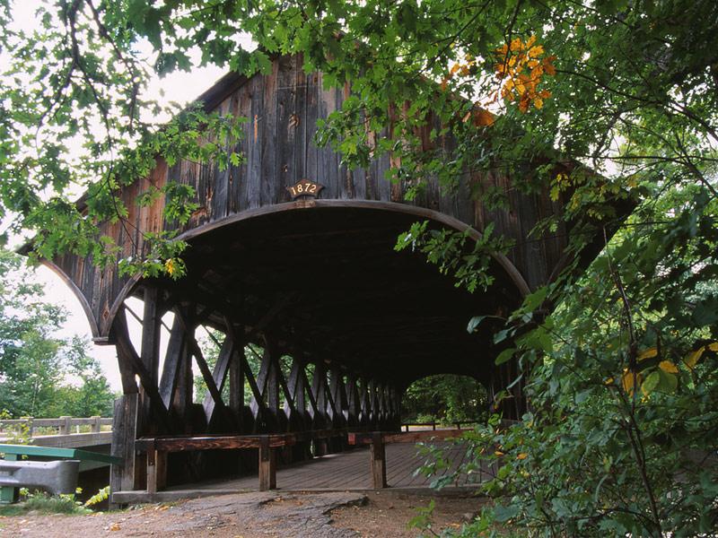 Artist's Bridge – Newry, Maine