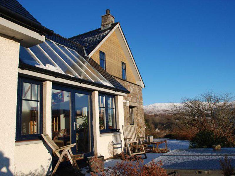Bluebell Croft, Strontian, Ardnamurchan, Scotland