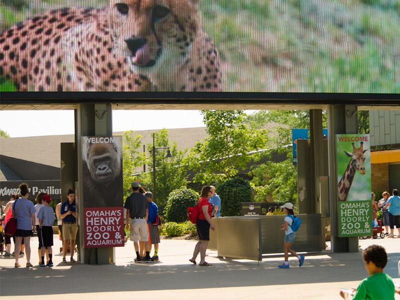 Henry Doorly Zoo – Omaha, Nebraska