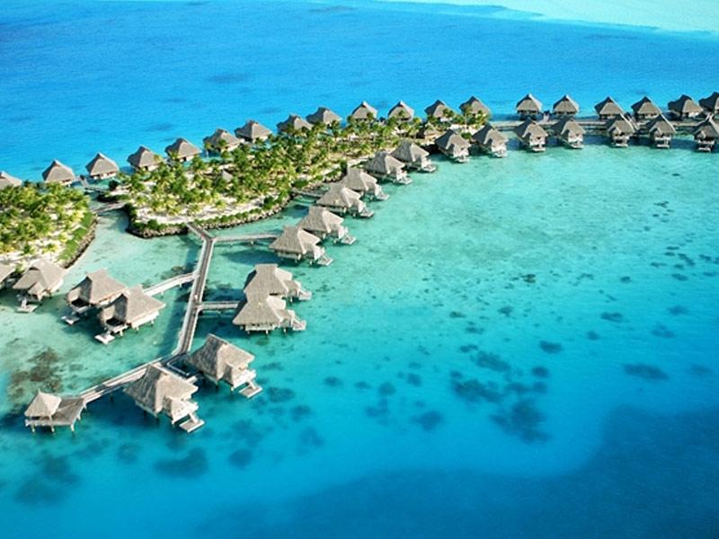 Hilton Bora Bora Nui Resort & Spa, Bora Bora, French Polynesia