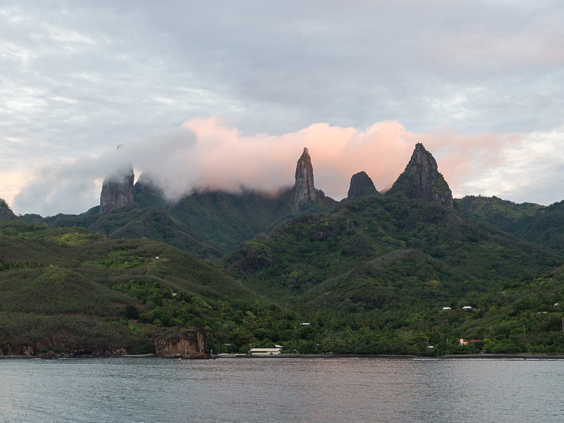 Hiva Oa Hanakee Pearl Lodge, Marquesas Islands, French Polynesia
