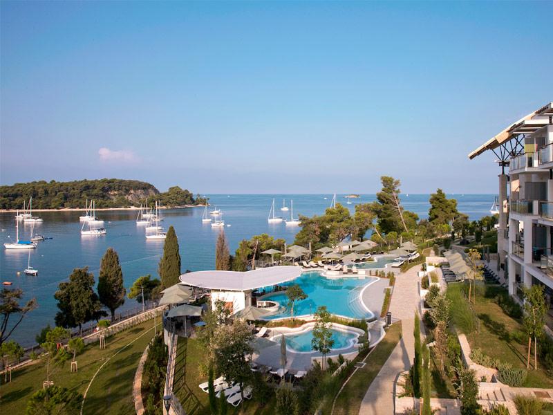 Hotel Monte Mulini Rovinj Croatia