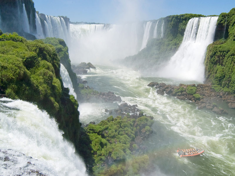 Iguazu Falls and the Rainforest, Argentina