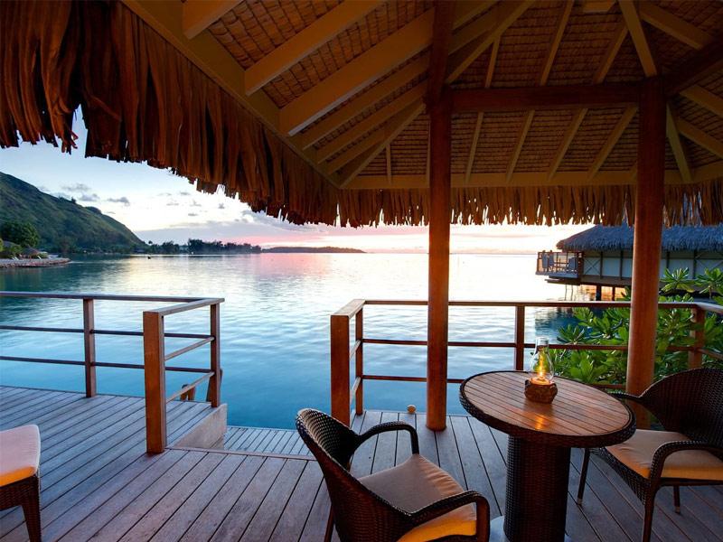 InterContinental Moorea Resort & Spa, Moorea, French Polynesia