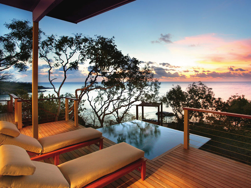 Lizard Island Resort, Great Barrier Reef, Australia