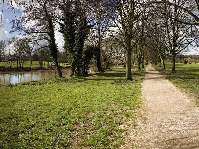 Manor Farm, Evesham, Worcestershire, England