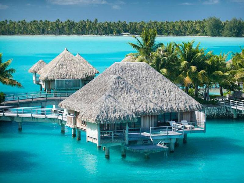 St. Regis, Bora Bora, French Polynesia