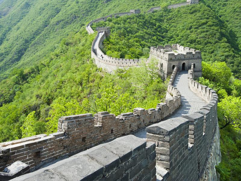 Walking China's Great Wall