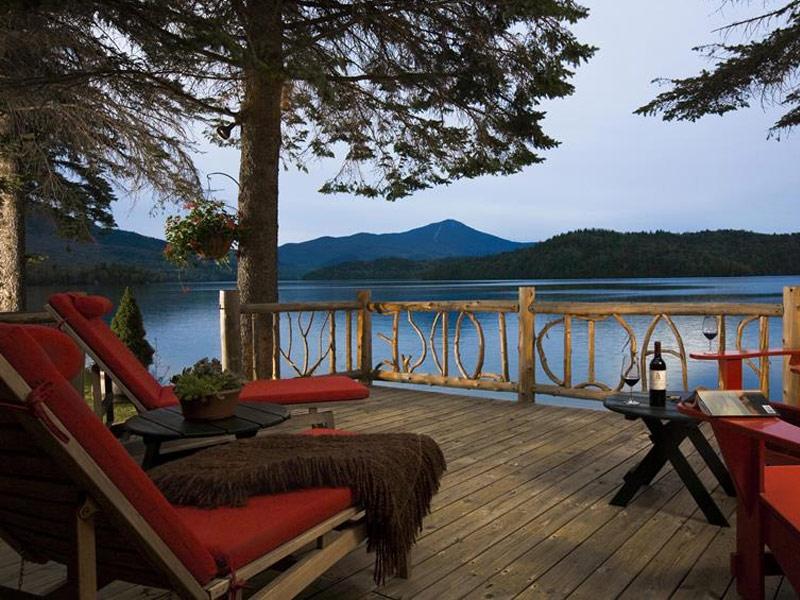 Lake Placid Lodge, Lake Placid, Adirondacks, New York