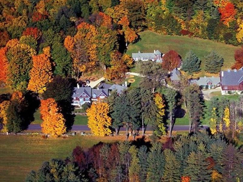 Stonover Farm, Lenox, Massachusetts