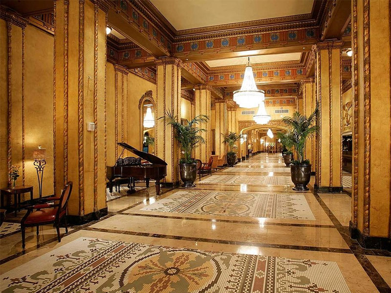 15 Of World S Most Stunning Hotel Lobbies Tripstodiscover
