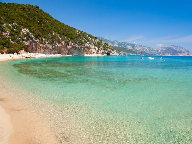 Bay of Orosei and Gennargentu National Park, Italy