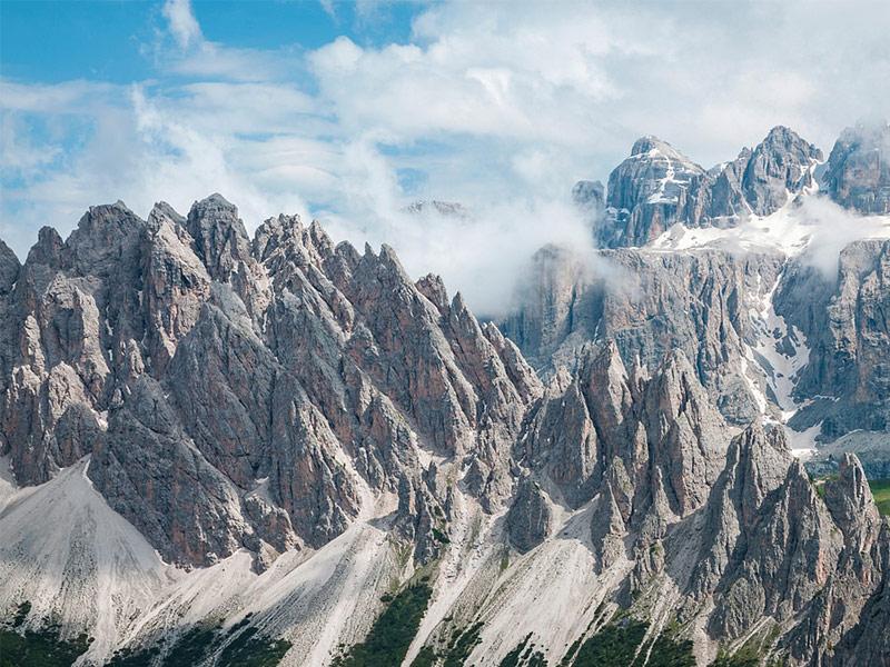 Belluno Dolomites National Park, Italy