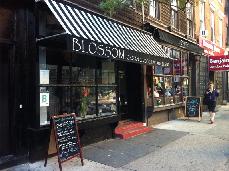 Blossom, NYC