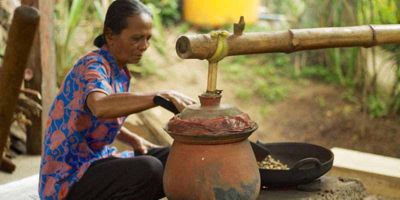 Nas, Bali, Luwak Coffee