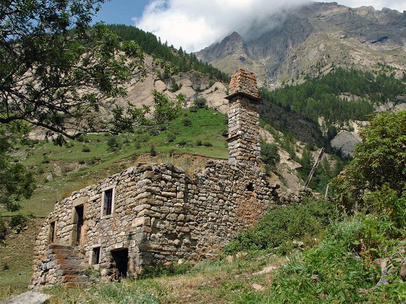 Ecrins National Park, France