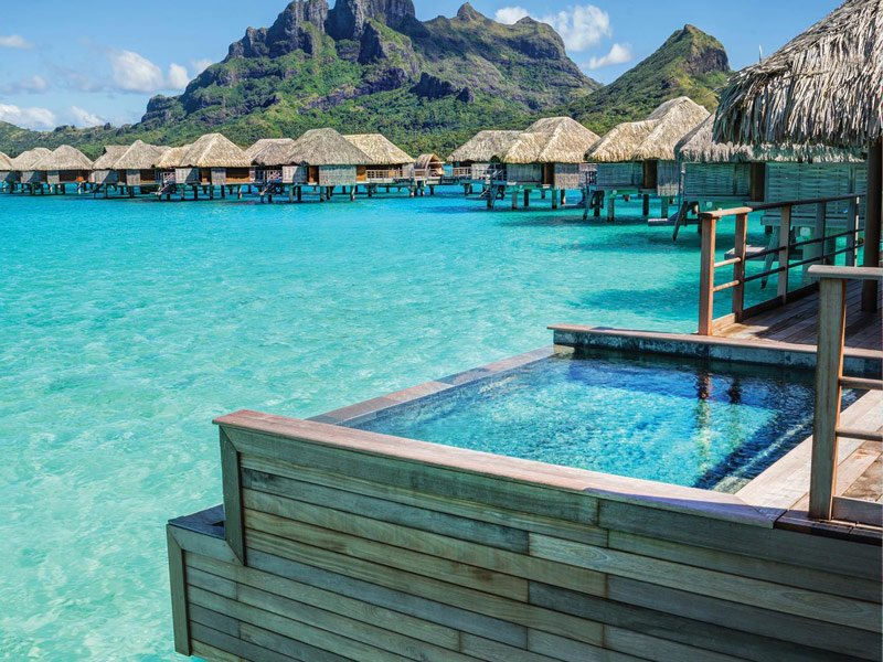 infinity pool united states. Four Seasons Resort Bora Bora, French Polynesia (Prices \u0026 Photos) Infinity Pool United States T