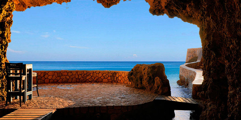 Discover This Fairy Tale Jamaican Escape in The Caves