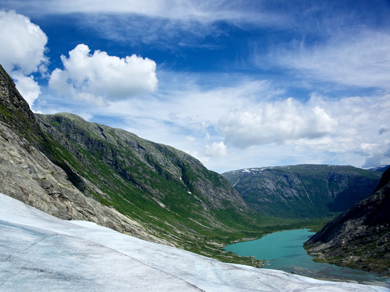 Jostedalbreen Glacier National Park, Norway