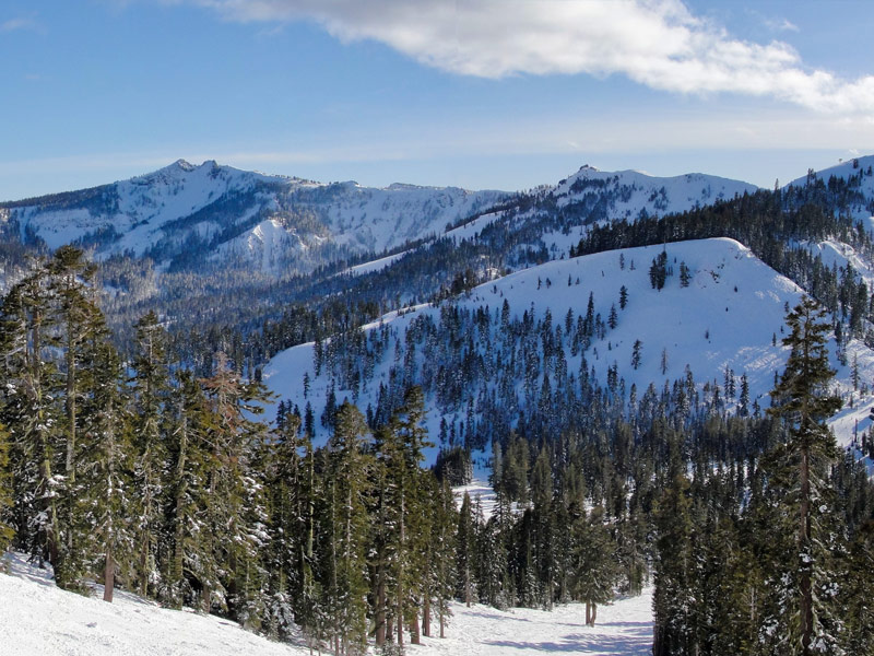 Alpine Meadows, Tahoe City, California