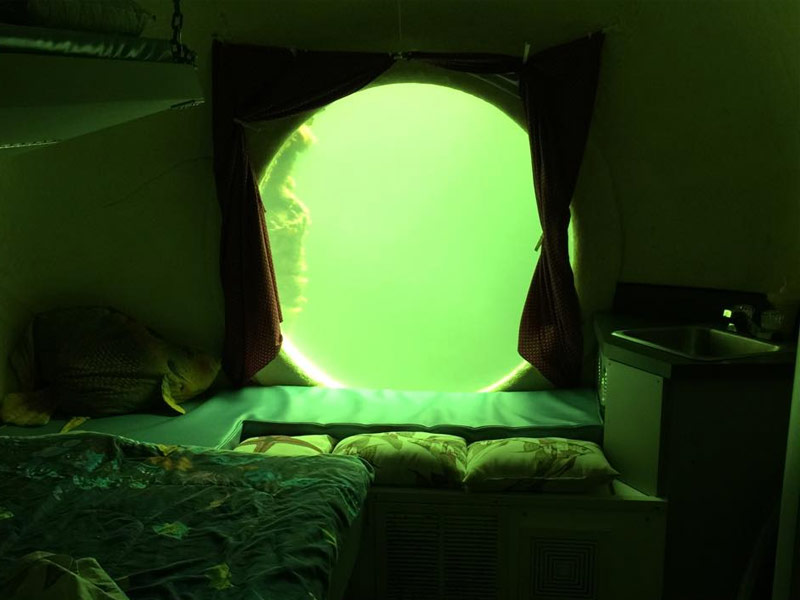 Jules Undersea Lodge In Florida America S Only Underwater Hotel