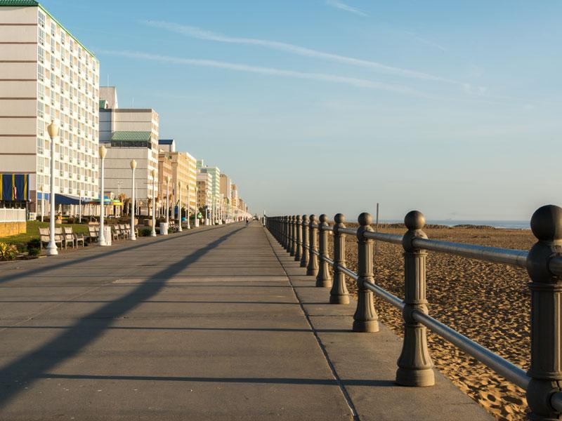The Boardwalk Virginia Beach