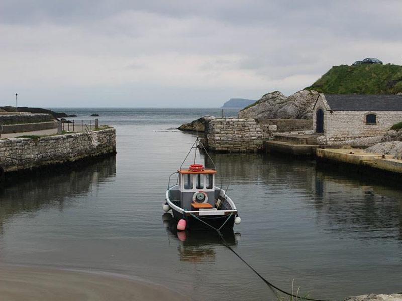 Ballintoy Harbour, Ballintoy
