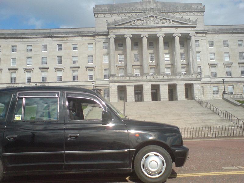 Belfast Cab Tour