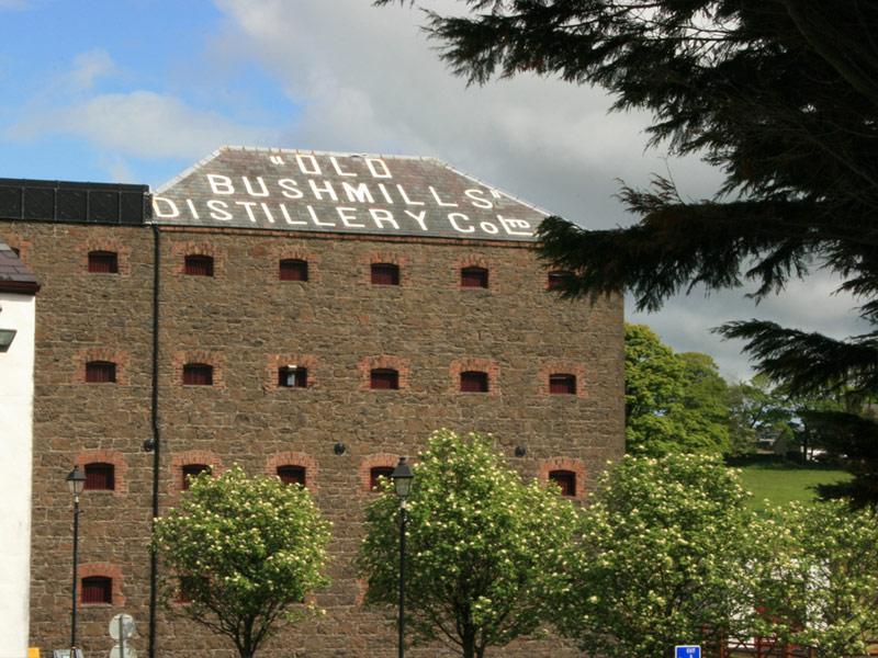 Bushmill's Distillery, Bushmills