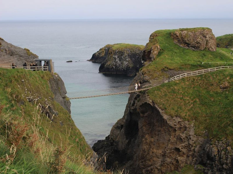 Carrick-a-Rede Rope Bridge, Ballintoy
