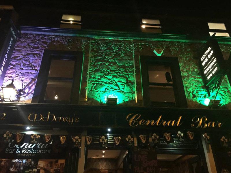 Central Wine Bar, Ballycastle
