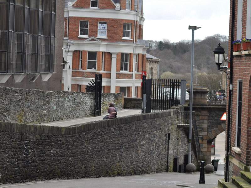 Derry's Walls, Derry/Londonderry