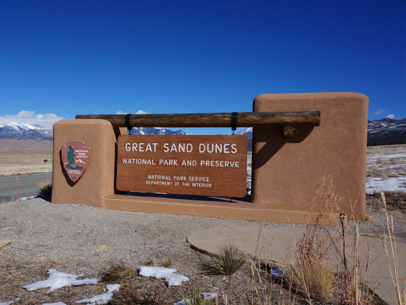 Great Sand Dunes National Park & Preserve – Mosca, Colorado, U.S.A.